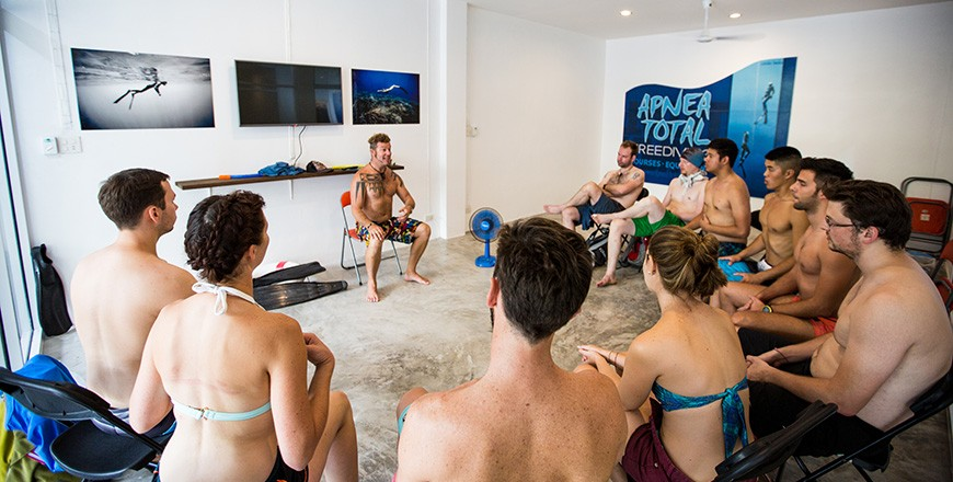 Freediving Courses & Freediving Centre - Koh Tao - Thailand